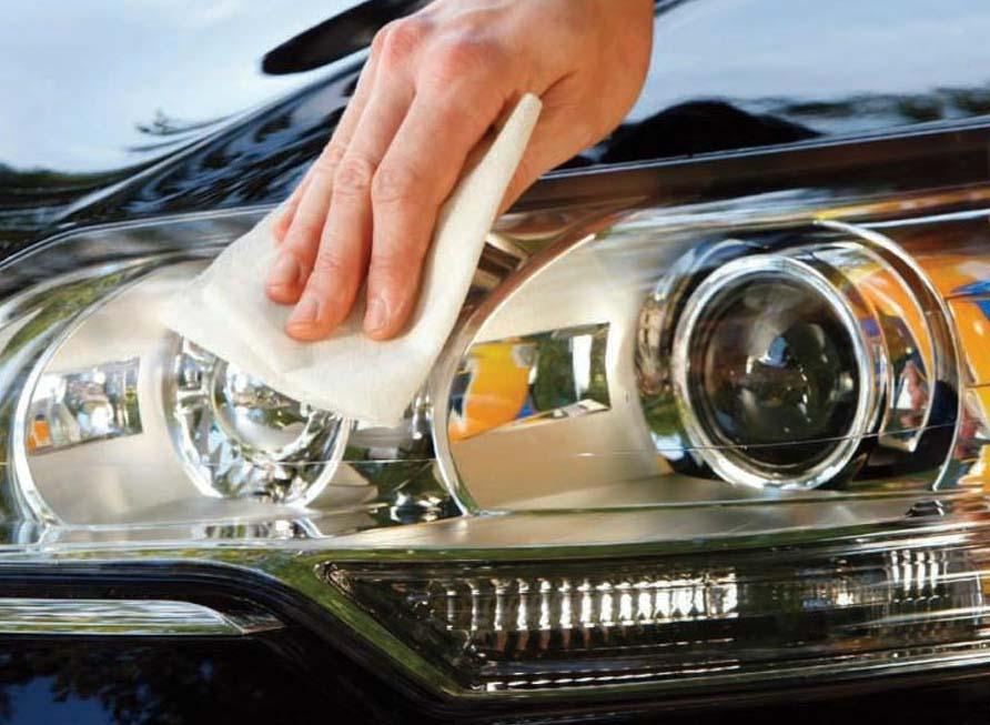 Mantenimiento del sistema de iluminaci n de los veh culos eduvia educaci n vial - Como limpiar el interior del coche ...