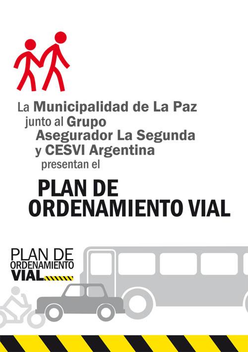 Plan de ordenamiento vial