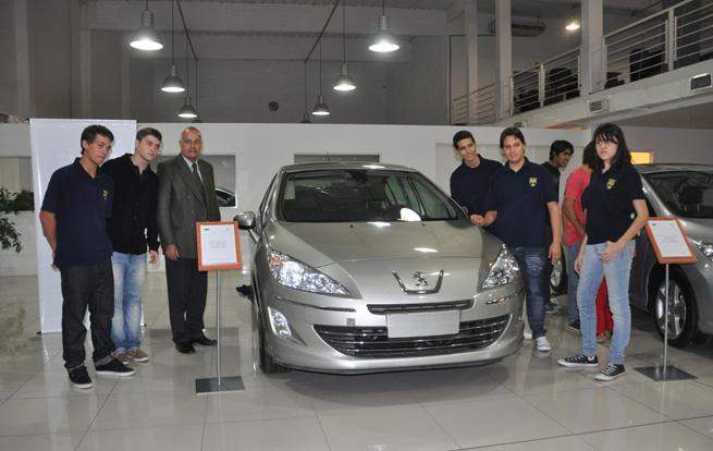 Donación Peugeot 1
