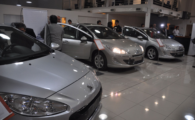 Donación Peugeot