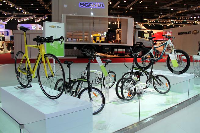 Bicicletas Chevrolet 2