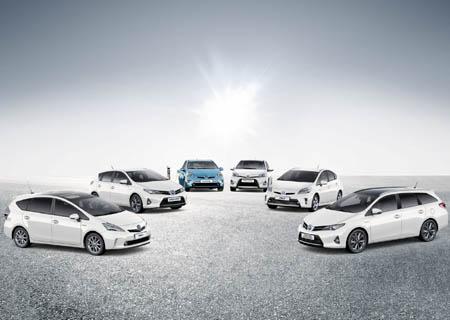 Toyota-hibridos