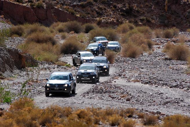 Caravana Solidaria Bridgestone 1