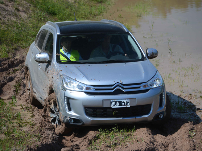 Citroen - C4 Aircross - Barro 2