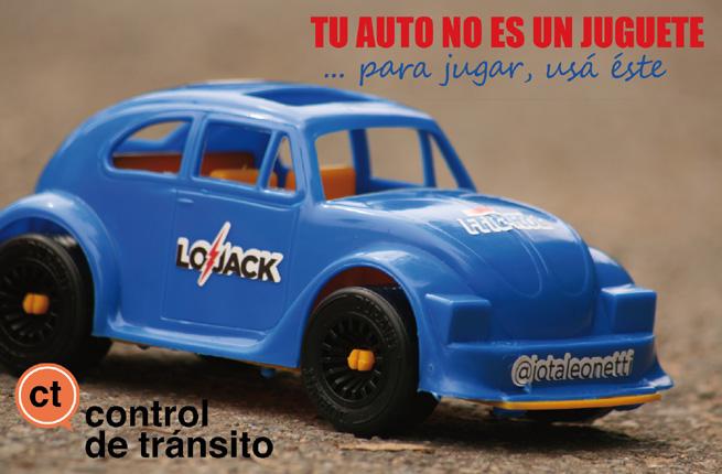 LoJack - Tu Auto no es un Juguete