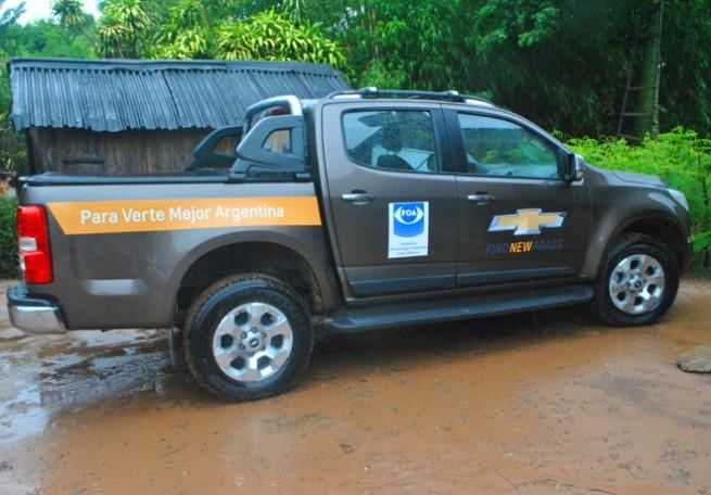 Chevrolet-S10-en-el-viaje-de-la-Fundacion-FOA-1