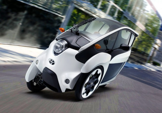 Toyota-i-Road-1