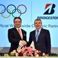 Bridgestone sera el Patrocinador Mundial Olimpico