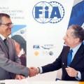 ITF y FIA Acuerdo en Seguridad Vial