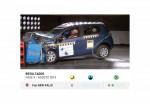 Latin NCAP - Resultados Fase V - Fiat Nuevo Palio