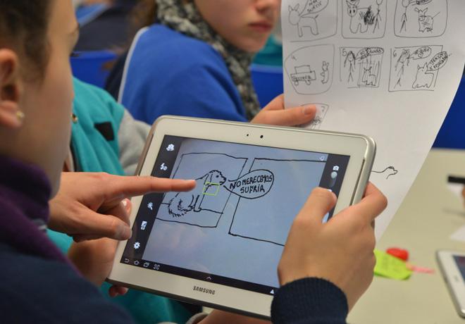 Samsung Aula Interactiva 2