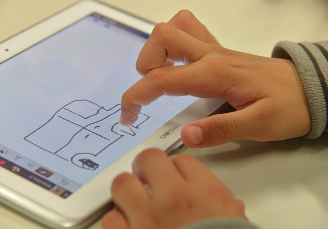 Samsung Aula Interactiva 3