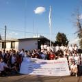 Caravana solidaria Bridgestone