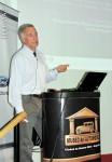 Fundacion Museo del Automovil de BsAs - charla sobre Seguridad Vial - Hernan Galdeano 1