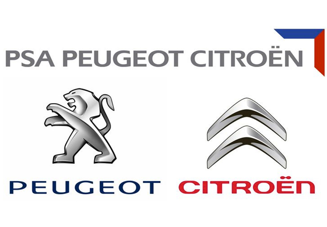 PSA-Peugeot-Citroën-logo