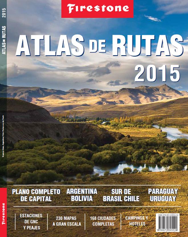 Firestone - Atlas de Rutas 2015