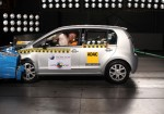 Latin NCAP - VW Up repite resultado en test de auditoria 1