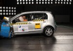 Latin NCAP - VW Up repite resultado en test de auditoria 2