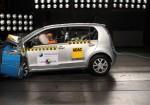 Latin NCAP - VW Up repite resultado en test de auditoria 2