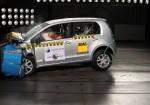 Latin NCAP - VW Up repite resultado en test de auditoria 3