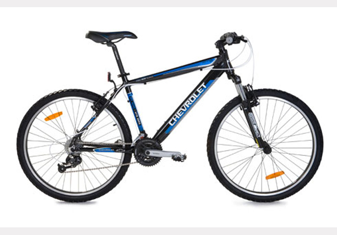 Bike Chevrolet