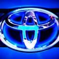 Logo Toyota azul