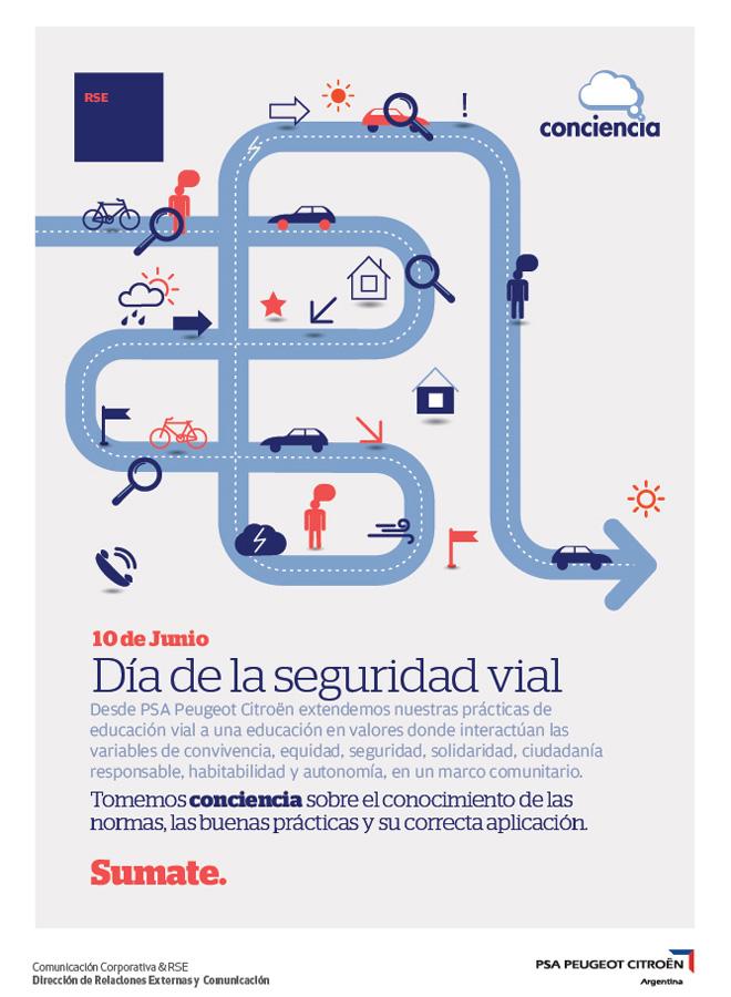 PSA Dia de la Seguridad Vial
