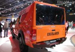 Pool Rural - Toyota Hilux DX 4x4 Cabina Simple - Transporte para escuelas rurales 5