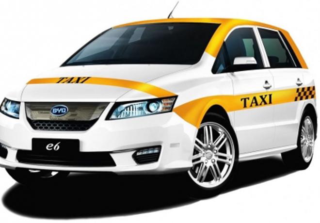 taxi eléctrico montevideo