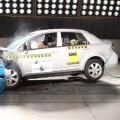 Latin NCAP - Nissan Tiida Sedan - con Airbags