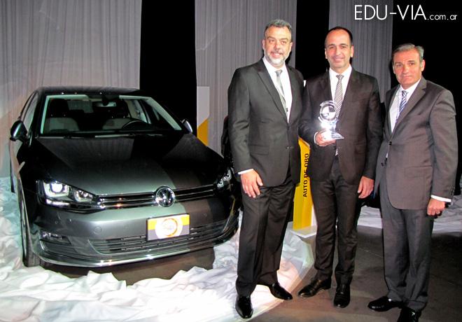 CESVI - El Auto mas Seguro 2015 - Volkswagen Golf Trendline 2