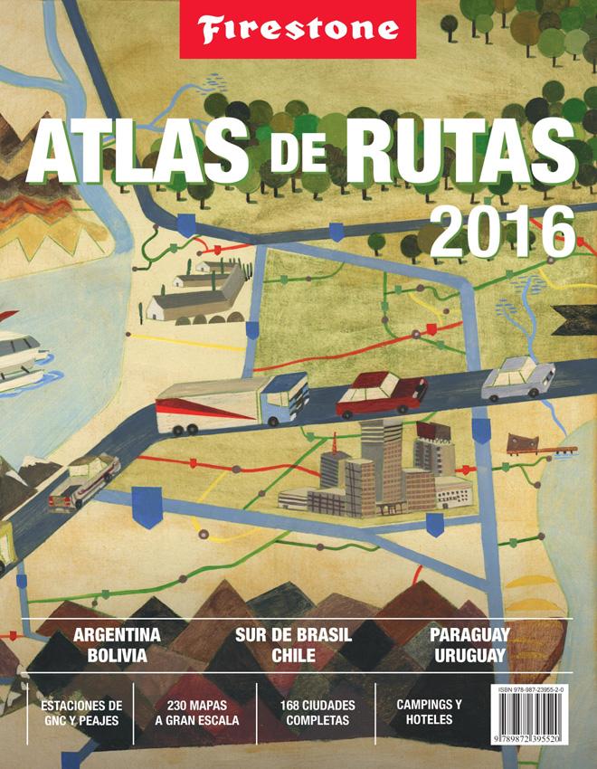 Firestone - Atlas de Rutas 2016