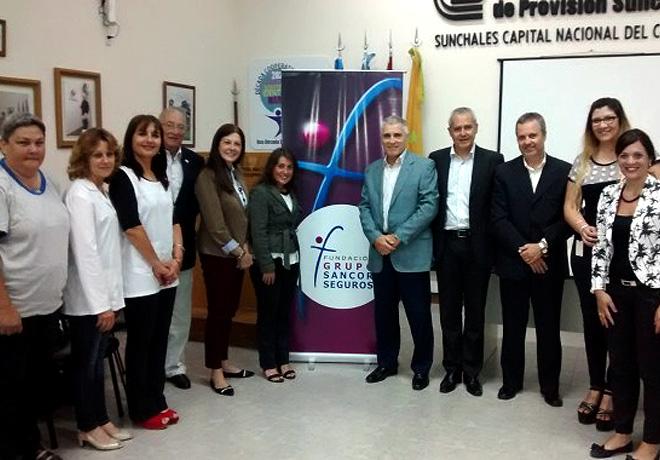 Las fundaciones de Renault y Sancor Seguros realizaron el programa Educacion Ambiental en colegios rurales