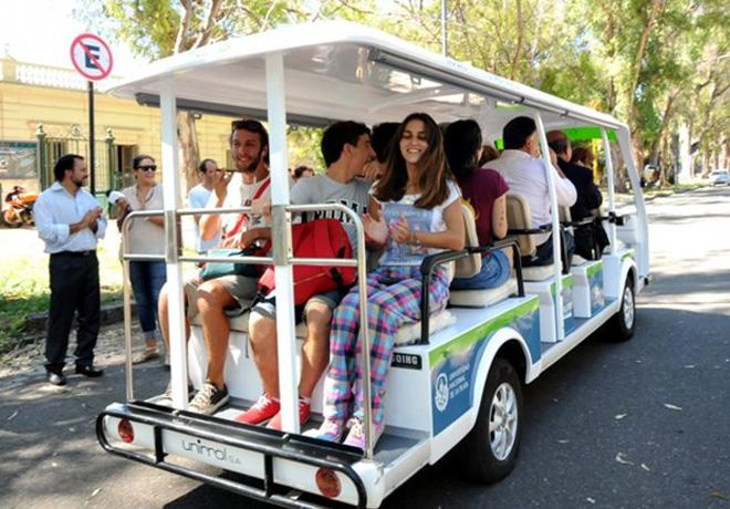 Eco Bus La Plata