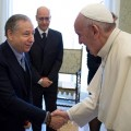 El Papa Francisco respalda la Seguridad Vial infantil