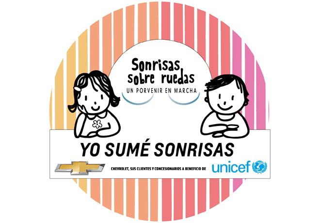 Chevrolet-Programa-Sonrisas-sobre-Ruedas-a-favor-de-Unicef