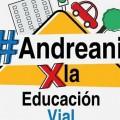 Andreani por la educación vial