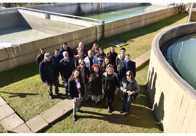 La Planta Palomar del Grupo PSA progresa en su plan de sustentabilidad