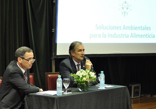 Cerveceros Argentinos participó en la Jornada de Soluciones Ambientales para la Industria Alimenticia