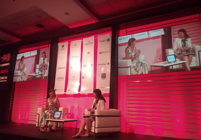 """Mujeres líderes ejecutivas de empresas participaron del primer 'Women Leadership Forum"""""""