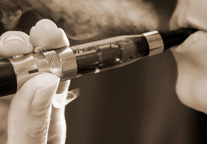 El cigarrillo electrónico incluido dentro de las sustancias tóxicas