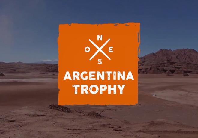 Logo argentina trophy 2017