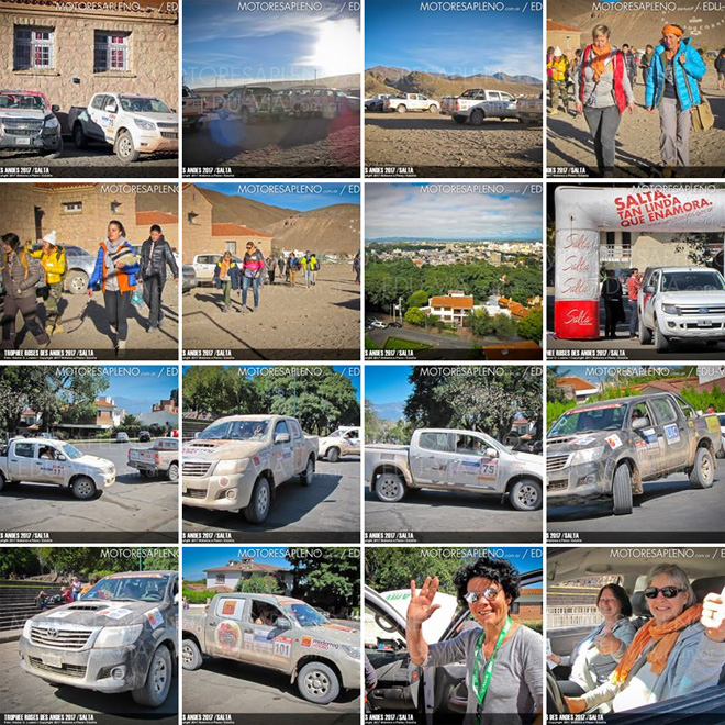 Trophee Roses des Andes 2017 - Galeria Facebook
