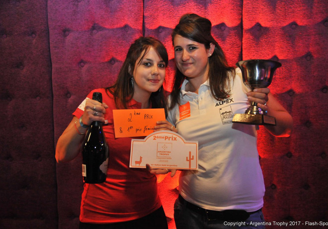Argentina Trophy ganadores 2