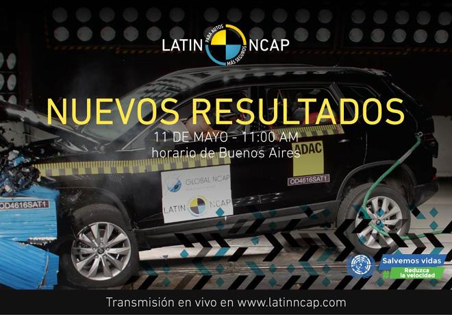 Latin Ncap 11 de mayo