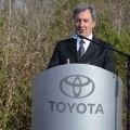 Daniel Herrero, Presidente de Toyota Argentina
