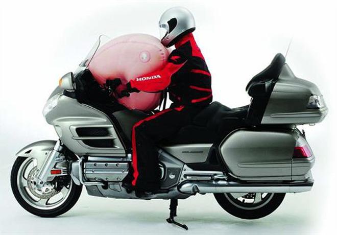Airbag para motos