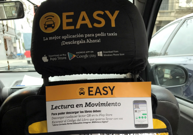 Easy Lectura en movimiento
