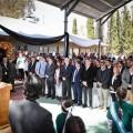 Ford reinauguró su escuela rural número 25 en San Juan