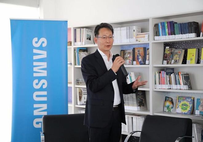 Samsung Dytective presidente
